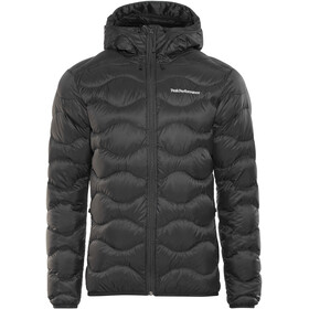 Peak Performance M's Helium Down Hood Jacket Black